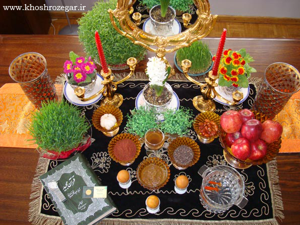 خوش روزگار سال 1392 پیشاپیش بر همه دوستان و مردم ایران مبارک باد