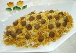 46nd77et062giln18pb 300x208 انواع پلو ایرانی اشپزی