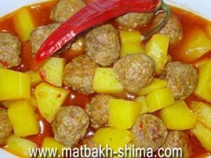 kale gonjishki 300x225 لیست انواع غذاها انواع خورش و خوراک ایرانی